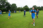 St Johnstone Pre-Season Training in Northern Ireland.. 08.07.16<br />Keith Watson<br />Picture by Graeme Hart.<br />Copyright Perthshire Picture Agency<br />Tel: 01738 623350  Mobile: 07990 594431