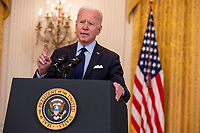MAY 07 Joe Biden remarks on April Jobs Reports