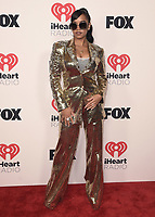 """HOLLYWOOD, CA - MAY 27:  H.E.R. at the 2021 """"iHeartRadio Music Awards"""" airing live from The Dolby Theatre in Los Angeles, Thursday, May 27 (8:00-10:00 PM ET live / PT tape-delayed) on FOX. CR: Scott Kirkland/FOX/PictureGroup © 2021 FOX MEDIA, LLC. (Photo by Scott Kirkland/FOX/PictureGroup)"""