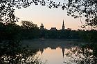 June 27, 2012; Saint Mary's Lake..Photo by Matt Cashore/University of Notre Dame