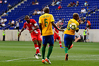 Harrison, NJ - Friday July 07, 2017: Patrice Bernier during a 2017 CONCACAF Gold Cup Group A match between the men's national teams of French Guiana (GUF) and Canada (CAN) at Red Bull Arena.
