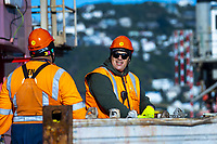 CentrePort in Wellington, New Zealand on Wednesday, 23 June 2020. Photo: Dave Lintott / lintottphoto.co.nz