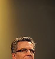 """Veranstaltung """"Frauen machen neue Länder"""" - Das volle Leben! Frauenkarrieren in Ostdeutschland - Mediencampus Villa Ida in Leipzig - Podiumsgespräch mit Bundesinnenminister und Beauftragter für die neuen Bundesländer Thomas de Maizère und seiner Frau Martina (Moderatorin Tatjana Jury -linker Stuhl) . Foto: Norman Rembarz .----------------------------------.Norman Rembarz , Autorennummer 41043728 , Augustenstr. 2, 04317 Leipzig, Tel.: 01794887569, Hypovereinsbank: BLZ: 86020086, KN: 357889472, St.Nr.: 231/261/06432 - Jegliche kommerzielle Nutzung ist honorar- und mehrwertsteuerpflichtig! Persönlichkeitsrechte sind zu wahren. Es wird keine Haftung übernommen bei Verletzung von Rechten Dritter. Autoren-Nennung gem. §13 UrhGes. wird verlangt. Weitergabe an Dritte nur nach  vorheriger Absprache..1. Bundesliga Handball Damen - Frauen Handball BL DHB - Arena Leipzig - HC Leipzig : TSV Bayer 04 Leverkusen """"Handballelfen"""" - im Bild: XXXXX . Foto: Norman Rembarz..Norman Rembarz , Autorennummer 41043728 , Augustenstrt. 2, 04317 Leipzig, Tel.: 01794887569, Hypovereinsbank: BLZ: 86020086, KN: 357889472, St.Nr.: 231/261/06432 - Jegliche kommerzielle Nutzung ist honorar- und mehrwertsteuerpflichtig! Persönlichkeitsrechte sind zu wahren. Es wird keine Haftung übernommen bei Verletzung von Rechten Dritter. Autoren-Nennung gem. §13 UrhGes. wird verlangt. Weitergabe an Dritte nur nach  vorheriger Absprache.."""