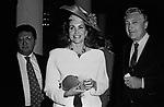 MARINA RIPA DI MEANA<br /> FESTA ENRICO COVERI AL TOULA' <br /> MILANO 1989
