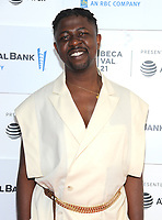 """NEW YORK, NEW YORK - June 10: Edafe Okporo attends the 2012 Tribeca Festival World Premiere of """"""""The Legend Of The Underground"""" on June 10, 2019 at Brookfield Place in New York   City. <br /> Photo Credit: George Napolitano /MediaPunch"""