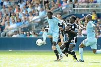 Sporting Kansas City vs. San Jose Earthquakes, May27,2012