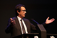 October 10, 2012 - Pierre-Karl Peladeau, CEO Quebecor at the <br /> Opening of Montreal New Cinema Festival (Festival du Nouveau Cinema de Montreal) at Place des arts  with LA MISE A L'AVEUGLE directed by Simon Galiero.
