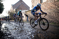 Stijn Steels (BEL/Deceuninck - Quick Step)<br /> <br /> 53rd Le Samyn 2021<br /> ME (1.1)<br /> 1 day race from Quaregnon to Dour (BEL/205km)<br /> <br /> ©kramon