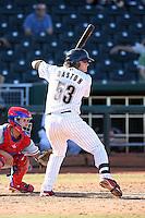 Jon Gaston - Peoria Saguaros, 2009 Arizona Fall League.Photo by:  Bill Mitchell/Four Seam Images..