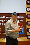 SHA TIN,HONG KONG-APRIL 28: Robert Heathcote,the trainer of Buffering (Chairman's Sprint Priza) at Champions Mile/Chairman's Sprint Prize Barrier Draw at Sha Tin Racecourse on April 28,2016 in Sha Tin,New Territories,Hong Kong (Photo by Kaz Ishida/Eclipse Sportswire/Getty Images)