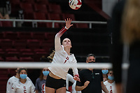 Stanford Volleyball W v Nebraska, September 16, 2021