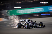 27th March 2021; Sakhir, Bahrain; F1 Grand Prix of Bahrain, Qualifying sessions;  10 GASLY Pierre (fra), Scuderia AlphaTauri Honda AT02 during Formula 1 Gulf Air Bahrain Grand Prix 2021 qualifying takes 5th on pole