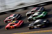 #7: Justin Allgaier, JR Motorsports, Chevrolet Camaro BRANDT Professional Agriculture and #20: Christopher Bell, Joe Gibbs Racing, Toyota Supra Rheem