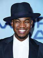 UNIVERSAL CITY, LOS ANGELES, CA, USA - JANUARY 30: Ne-Yo at a photo op for NBC's 'World Of Dance' at NBC Universal Lot on January 30, 2018 in Universal City, Los Angeles, California, United States. (Photo by Celebrity Monitor)