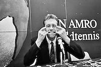 1993, ABNAMROWTT, Perschef Jan van Vliet