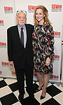 Hal Prince and Laura Linney attends the 2017 Manhattan Theatre Club Fall Benefit honoring Hal Prince on October 23, 2017 at 583 Park Avenue in New York City.