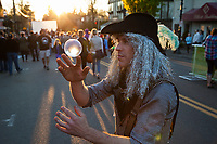 Burien UFO Festival, Bufo Fest 2016, Washington, USA.