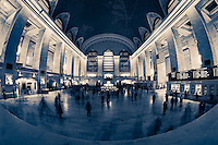 Grand Central Terminal in New York city, New York