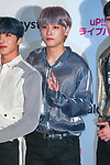 """In-Seong(SF9), May 19, 2019 : K-Culture festival """"KCON 2019 JAPAN"""" at the Makuhari Messe Convention Center in Chiba, Japan. (Photo by Pasya/AFLO)"""