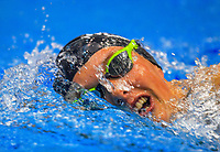 Kate Sims (200m freestyle). Session ten on day five of the 2017 National Age Group Swimming Championships at  Wellington Regional Aquatic Centre in Wellington, New Zealand on Saturday, 25 March 2017. Photo: Dave Lintott / lintottphoto.co.nz