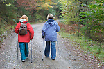Nordic Walking in Snowdonia