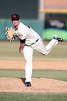 Dan Runzler - Scottsdale Scorpions - 2010 Arizona Fall League.Photo by:  Bill Mitchell/Four Seam Images..