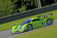 17-19  July, 2009, Birmingham, Alabama USA.#76 Krohn Racing Ford/Lola of Ricardo Zonta & Nic Johnson.©2009 F.Peirce Williams, USA.