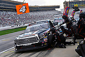 NASCAR Camping World Truck Series <br /> Active Pest Control 200<br /> Atlanta Motor Speedway, Hampton, GA USA<br /> Saturday 24 February 2018<br /> Kyle Busch, Kyle Busch Motorsports, Cessna Toyota Tundra<br /> World Copyright: Nigel Kinrade<br /> NKP / LAT Images