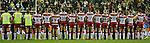 Wigan Warriors v Warrington Wolves 08.02.2013