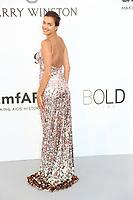 IRINA SHAYK<br /> amfAR Gala Cannes 2017 - Arrivals<br /> CAP D'ANTIBES, FRANCE - MAY 25 arrives at the amfAR Gala Cannes 2017 at Hotel du Cap-Eden-Roc on May 25, 2017 in Cap d'Antibes, France