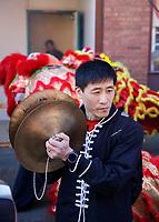 Chinese Lunar New Year, Chinatown, Seattle, WA, USA.