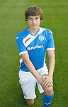 St Johnstone Academy Under 17's…2016-17<br />Igoe Spuryk<br />Picture by Graeme Hart.<br />Copyright Perthshire Picture Agency<br />Tel: 01738 623350  Mobile: 07990 594431