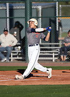 Jaden Woodson takes part in the 2018 Under Armour Pre-Season All-America Tournament at the Chicago Cubs training complex on January 13-14, 2018 in Mesa, Arizona (Bill Mitchell)
