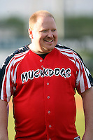 June 18th 2008:  Opening day ceremonies for the Batavia Muckdogs at Dwyer Stadium in Batavia, NY.  Photo by:  Mike Janes/Four Seam Images