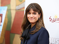 """HOLLYWOOD, LOS ANGELES, CA, USA - MAY 22: Amanda Peet at the Los Angeles Premiere Of """"Trust Me"""" held at the Egyptian Theatre on May 22, 2014 in Hollywood, Los Angeles, California, United States. (Photo by Xavier Collin/Celebrity Monitor)"""
