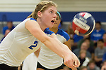 2014 girls volleyball: Los Altos High School vs. Moutain View High School