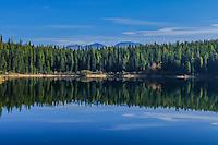 Lion Lake near Hungry Horse, Montana