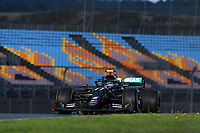 13th November 2020; Istanbul Park, Istanbul, Turkey; FIA Formula One World Championship 2020, Grand Prix of Turkey, Free practise sessions;  77 Valtteri Bottas FIN, Mercedes-AMG Petronas Formula One Team