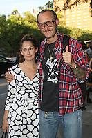 NEW YORK, NY - JULY 25: Audrey Gelman and Terry Richardson at 'The Campaign' New York Premiere at Sunshine Landmark on July 25, 2012 in New York City. ©RW/MediaPunch Inc. /NortePhoto.com<br /> <br /> **SOLO*VENTA*EN*MEXICO**<br />  **CREDITO*OBLIGATORIO** *No*Venta*A*Terceros*<br /> *No*Sale*So*third* ***No*Se*Permite*Hacer Archivo***No*Sale*So*third*©Imagenes*con derechos*de*autor©todos*reservados*.