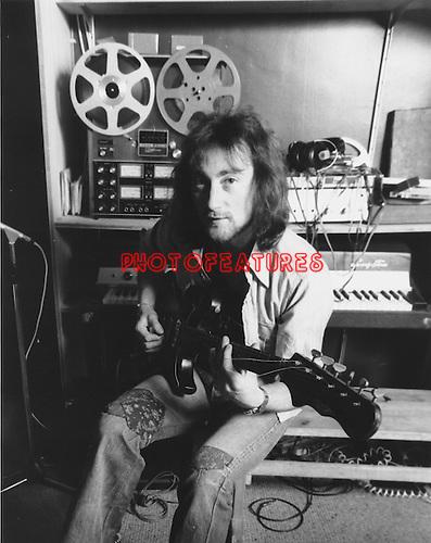 Deep Purple 1975 Roger Glover.