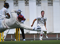 during day three of the Plunket Shield match between the Wellington Firebirds and Canterbury at Basin Reserve in Wellington, New Zealand on Wednesday, 21 October 2020. Photo: Dave Lintott / lintottphoto.co.nz