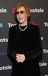 """Carol Burnett attends the Broadway Opening Night of """"Tootsie"""" at The Marquis Theatre on April 22, 2019  in New York City."""