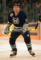 Alexander Godynyuk Hartford Whalers 1993. Photo F. Scott Grant