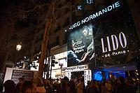 January 13 2018, PARIS FRANCE<br /> Premiere of the film Pentagon Papers at UGC Normandie Paris.