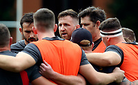 Thursday 9th September 20218 <br /> <br /> Alan O'Connor lduring the pre-season friendly between Saracens and Ulster Rugby at the Honourable Artillery Company Grounds, Armoury House, London, England. Photo by John Dickson/Dicksondigital