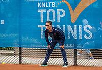 Amstelveen, Netherlands, 5  Juli, 2021, National Tennis Center, NTC, Amstelveen Womans Open, Linesman<br /> Photo: Henk Koster/tennisimages.com