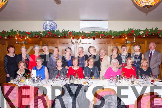 +++Reproduction Free+++<br /> Members of the Abbeyfeale Bridge Club enjoying their annual Christmas Party last Friday night in Leen's Hotel, Abbeyfeale.