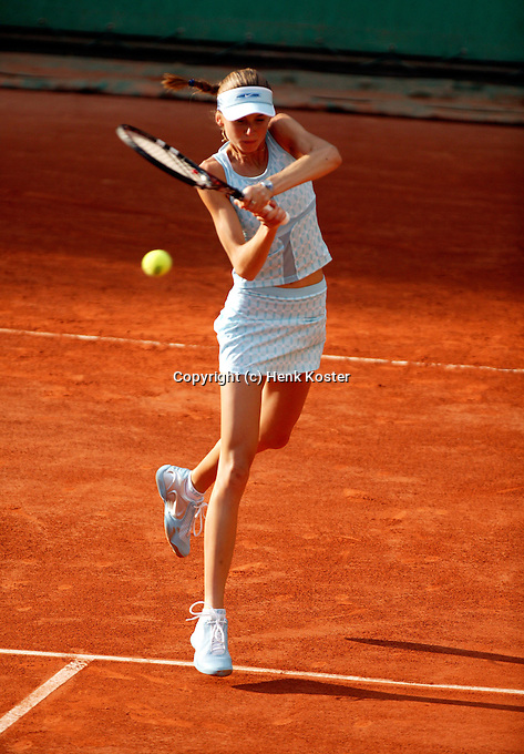 20030526, Paris, Tennis, Roland Garros, Sharapova
