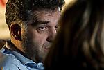 "Bosnian director Danis Tanovic during the presentation of his film ""Hotel Europa (Death in Sarajevo) in Madrid, Spain. January 27, 2017. (ALTERPHOTOS/BorjaB.Hojas)"