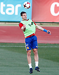 Spain's Cesar Azpilicueta during training session. March 20,2017.(ALTERPHOTOS/Acero)